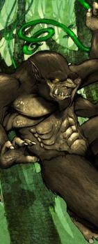 Alien Ape Hybrid