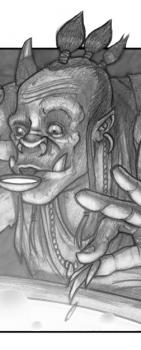 Ogre Cook: Sampling his masterpiece